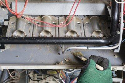 furnace - repairs